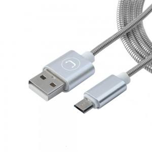 CABLE MICRO USB ACERO...
