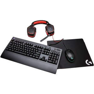 LOGITECH GEAR UP BUNDLE