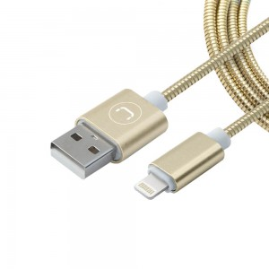 CABLE LIGHTNING ACERO...