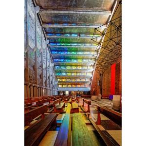 Colores en Iglesia El Rosario