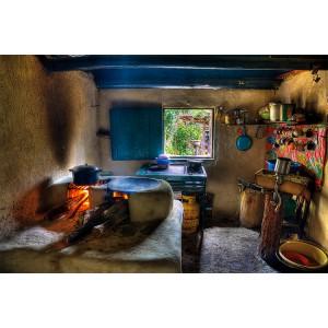 Cocina en Montecristo
