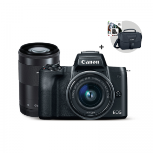 KIT CAMARA MIRRORLESS CANON...
