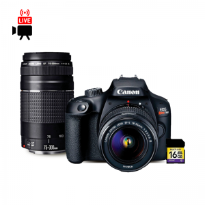 KIT PREMIUM CAMARA DIGITAL...