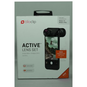 ACTIVE LENS SET FOR IPHONE...