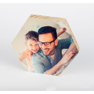 "PHOTO BLOCKS 8X9""  HEXAGONO"