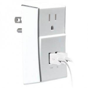 CARGADOR USB DE PARED...