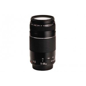 LENTE CANON EF 75-300MM F/...
